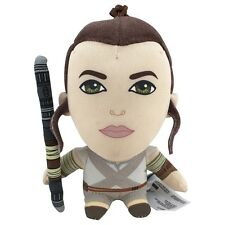 "STAR WARS REY 4"" TALKING PLUSH WITH CLIP NEW WITH TAGS THE FORCE AWAKENS"