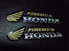 HRC Sticker Decal CBR 250 400 600 900 NSR Fireblade Hornet Parts x2