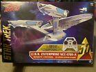 Air Hogs Star Trek USS Enterprise NCC 1701 A Remote Control, Opened Never Flown