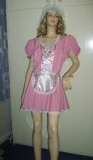 Ladies Bo Peep Fairy Tale Story Book Nursery Rhyme Fancy Dress Costume XL Used