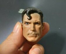 "1/6 Scale Sideshow Collectibles Superman Head Sculpt for 12"" Male Action figure"