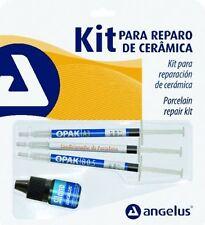 DENTAL Angelus Porcelain (Ceramic) Repair Kit