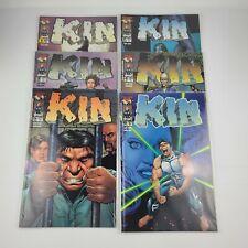 Top Cow / Image Comics - Kin - Complete Run 1-6