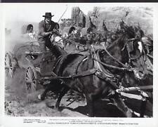 Burt Lancaster The Hallelujah Trail 1965 original movie photo 27959