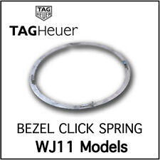 Rotating Bezel Click Spring Stainless Steel Swiss Made For TAG Heuer WJ11 Models