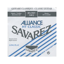 Savarez Alliance Ht 540J Nylon Guitarra Clásica Conjunto de Cuerdas