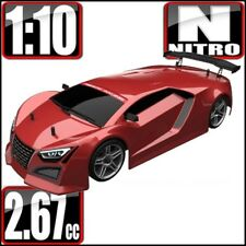 Redcat Racing lightning str 1/10 scale nitro on road car RC
