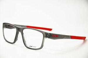 Oakley Lesebrille 8078 05 52 Brille Herren Kunststoff 1,0 1,5 2,0 2,5 3,0 3,5