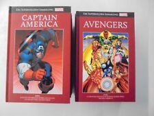 14x Marvel Die Superhelden Sammlung Nr.1-14 komplett (Hardcover rot) Z.1/1-