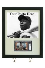 Sports Card Frame for YOUR BVG Graded Horizontal Card & 8x10 Photo Opening (NEW)