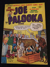 JOE PALOOKA #25 VG+ Condition