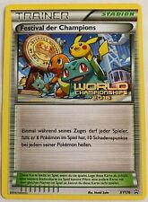 Pokemon Festival Der Champions (Champions Festival) Worlds 2016 Promo XY176 NM