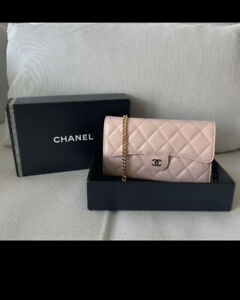 authentic chanel crossbody bag