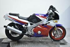 1996 Yamaha FZR600 Unregistered US Import Barn Find Super Sport Restoration Proj