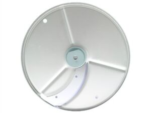 ROBOT COUPE 27566 / 4MM SLICING DISC / FOR CL20, CL30 BISTRO, CL40, R201 XL ETC
