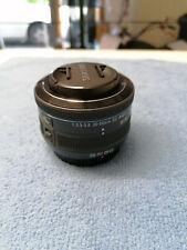 Samsung NX 20-50mm ed obiettivo f3.5-5.6 ex-s2050bnb nx3000 nx300 nx1 Lens