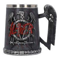 Jarra Taza Original Slayer Trash Metal Producto Oficial con Caja