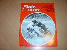 Moto revue N° 2012 Salon de Londres.Championnat cross
