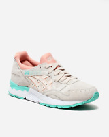 Asics Women's Gel Lyte V Trainers Grey Mint H6R9L