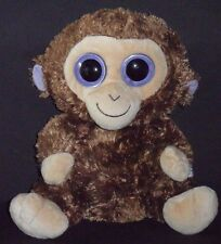 "TY BEANIE BOOS - COCONUT the 9"" MONKEY - NO HANG TAG #3"