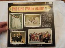 WARNER BROTHERS RECORD LP THE KING FAMILY ALBUM