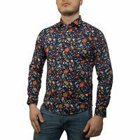 Sun68 Printed French Camicia Uomo col e tg varie | NUOVA COLLEZIONE S/S 19 |