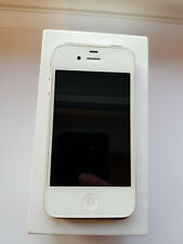 Apple iPhone 4 - 16GB - White - Unlocked - A1332 Mobile Smartphone