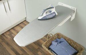 Kitchen Ironfix Wall Mounted Ironing Board Drop Down Ironing Board