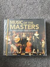 Music of the Masters: The Best of Eight Great Composers (CD)