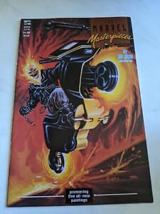 The Marvel Masterpieces Collection #2 1993 Marvel Comics GHOST RIDER