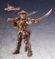 Warhammer imperio o perros de héroe de la guerra: Hell Dorado occidentales Aidan St. James