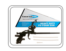 Professionnel Expanding Foam Gun Grade Applicateur Heavy Duty Téflon Manteau bondit