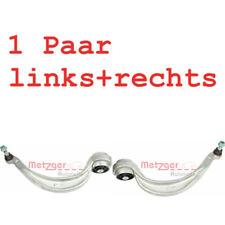 2x METZGER SET QUERLENKER VA LI+RE UNTEN HINTEN AUDI A7 Sportback 1.8 TFSI