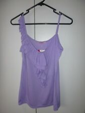 Brand New With Tags Supre Brand Ruffled Singlet Top Size M (Approx 12-14)
