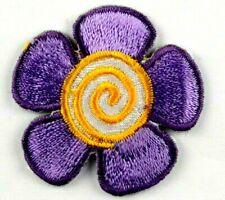 Applikation  zum Aufbügeln, Bügelbild 3-720 Blume