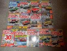 "Classics Cars, 2000s Magazines"""