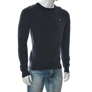 Peak Performance Men's BRADY C Sweater Crew Neck Pullover Long Sleeve Size M