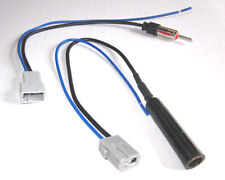 2005-2016 Acura Honda Mazda Antenna Adapter Set for FM Modulator Auxillary Input