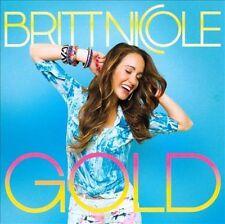 Britt Nicole : Gold CD