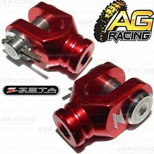 Zeta Red Rear Brake Clevis For Yamaha YZ 125 2003-2014 03-14 Motocross Enduro