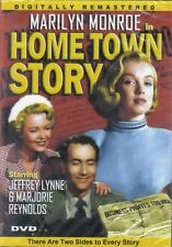 Hometown Story (DVD, 2004) Starring MARILYN MONROE