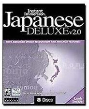 Topics Entertainment Instant Immersion Japanese Deluxe 2.0