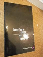 Hanns Heinz Ewers Dans l'épouvante science fiction Fantastique Editions Bourgois