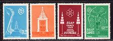 $Thailand Sc#333-6 M/Nh/Vf, complete set, Cv. $12.75