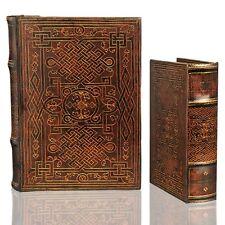 Celtic Eternal Knot Secret Book Box Set Secret Storage Jewelry Boxes Celtic Art