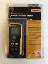 Fluke 419D Laser Distance Meter 80M (260 Ft) Range