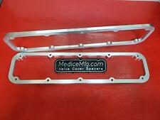 Valve Cover Spacers 38 Magnum Small Block Mopar 52l 318 59l 360 10 Bolt