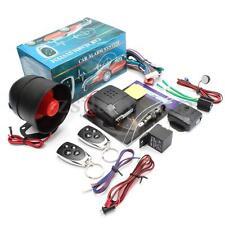 Universal Car Auto Burglar Protection System Alarm Security + 2 Remote Control