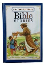 Tommy Nelson Children's Favorite Bible Stories with Illustrations, Hardcover