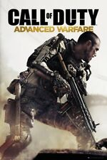 "CALL OF DUTY POSTER ""ADVANCED WARFARE"" COVER ""LICENSED"" BRAND NEW"